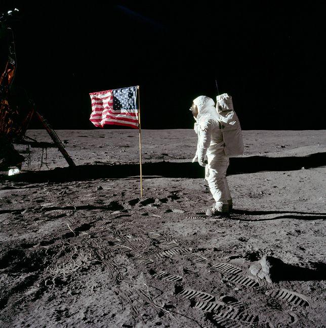 Niezwykła aukcja. Sotheby's sprzedaje pamiątki po pierwszej misji na księżyc