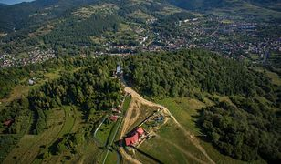 Z Palenicy można wybrać się także na spacer jednym ze szlaków turystycznych – a potem zjechać koleją do Szczawnicy