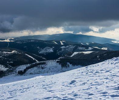 W Karkonosze zima zawitała na dobre