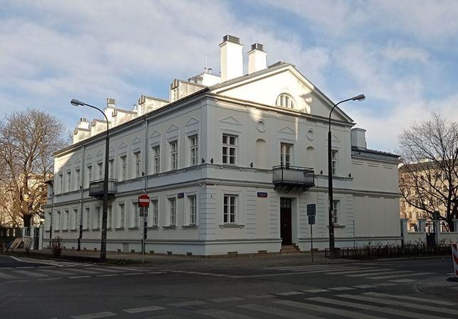Warszawa. Pałacyk Konopackiego w nowej odsłonie