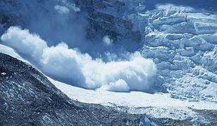 Himalaje. Na Annapurnie często schodzą lawiny