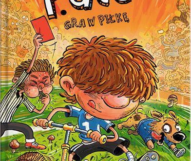 Pate gra w piłkę- nowe przygody bohatera z Finlandii