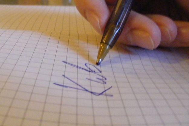 Nasz podpis jest tak unikalny jak odcisk palca. Czy da się go podrobić?