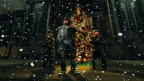 Pozdrowienia świąteczne od Guerrilla Games