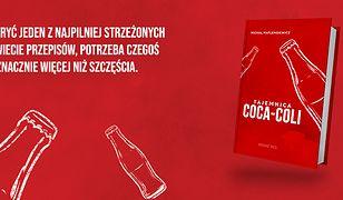 """""""Tajemnica Coca-Coli"""" - ile jesteś gotów poświęcić, aby zdobyć najcenniejszą recepturę świata?"""
