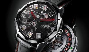 Zegarek godny agenta 007