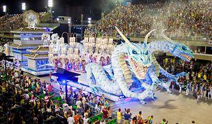 Karnawał w Rio de Janeiro organizowany jest nieprzerwanie od XVII w. i jest jednym z najważniejszych wydarzeń w mieście