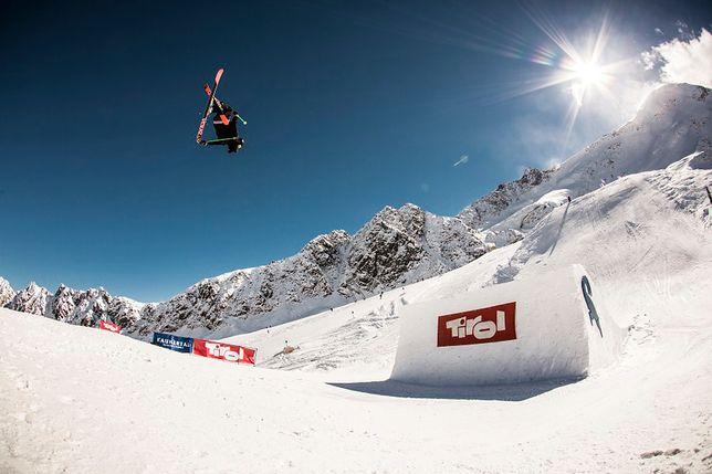 Zima 2015/2016 - rozpoczęcie sezonu w Tyrolu
