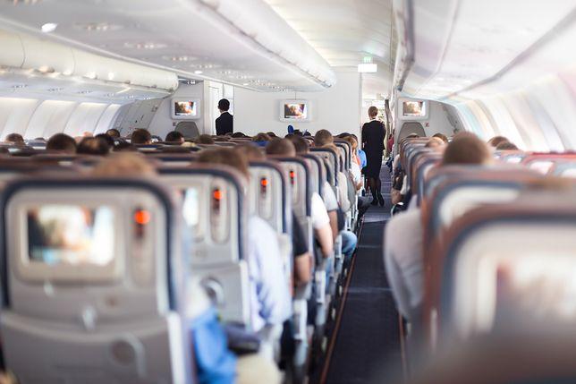 Do incydentu doszło na pokładzie samolotu linii lotniczej El Al Airline