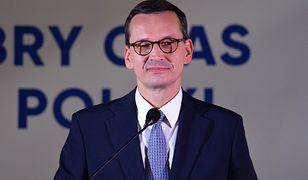 Premier Mateusz Morawiecki podpisał zarządzenie wprowadzające drugi stopień alarmowy BRAVO-CRP