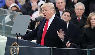Specjalista ocenia przemówienie Donalda Trumpa