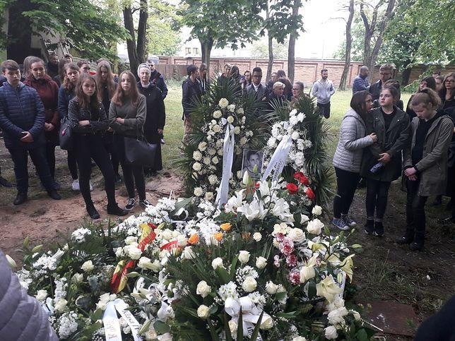 16-letni Kuba został pochowany w czwartek na Muzułmańskim Cmentarzu Tatarskim.