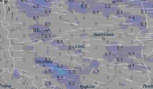Prognoza pogody na środę. Deszcz, zachmurzenie, niekorzystny biomet