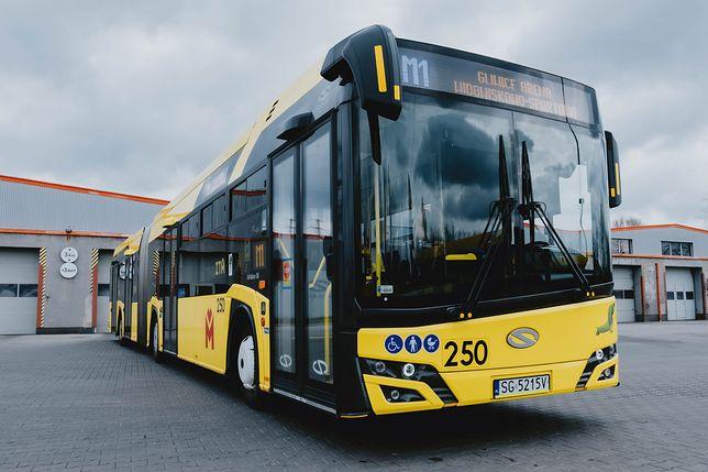 Śląskie. 8 maja na ulice wyjadą pierwsze autobusy kursujące na tzw. metroliniach.