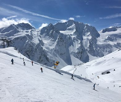 Sölden to 149 km tras, z czego 36 km stanowią trasy na lodowcu