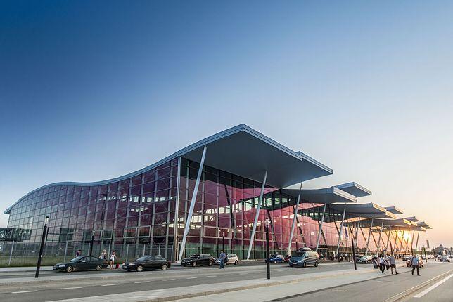 Terminal wrocławskiego lotniska