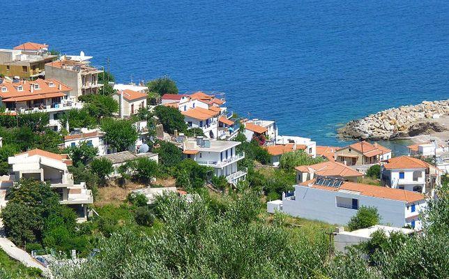 Wyspy greckie - Ikaria