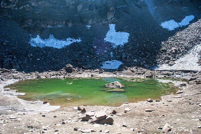 Jezioro Roopkund, Himalaje