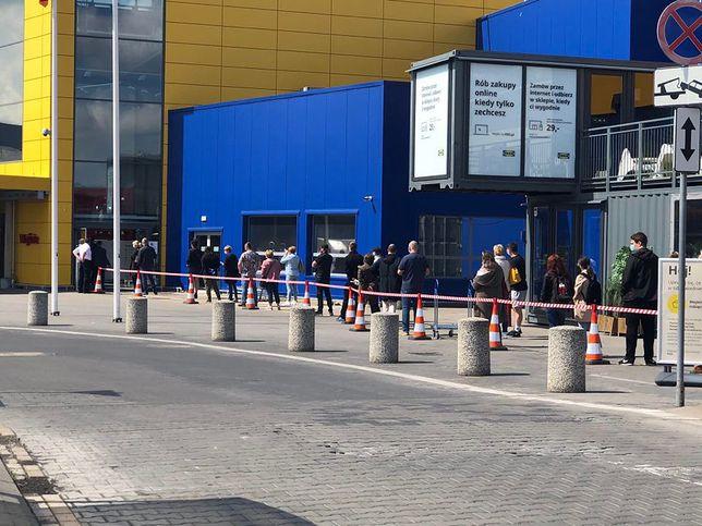 Odmrażanie gospodarki. Ikea oblężona przez klientów, co Polacy kupowali najchętniej?