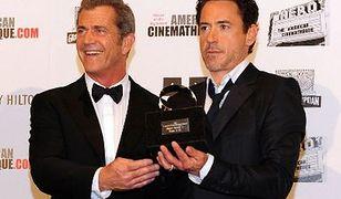 Robert Downey Jr. chce Mela Gibsona i Jodie Foster