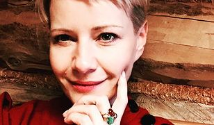 Aktorka opowiedziała o kulisach kręcenia serialu i wychowywaniu swojego jedynaka.