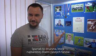 Rosyjski kibic dla WP - każdy kto w Rosji interesuje się piłką, zna Lewandowskiego.