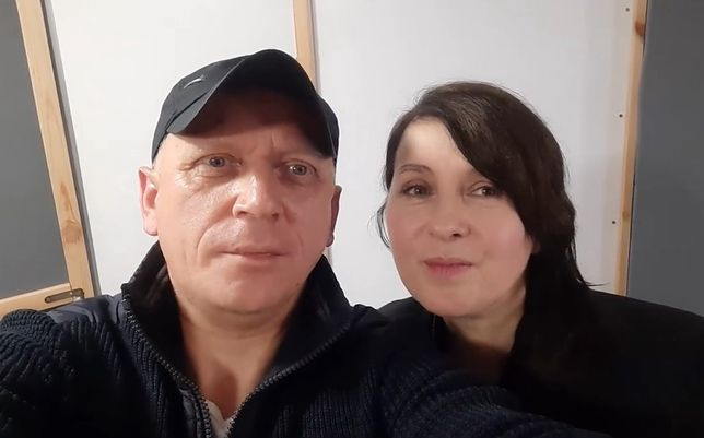 Piotr Stelmach i Edyta Bartosiewicz