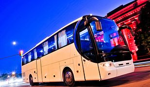 43-latka została znaleziona w autobusie do Włoch