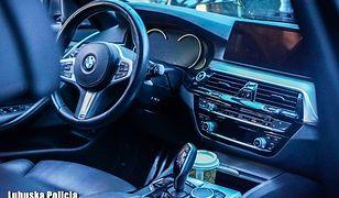 Gorzów. Policja odzyskała skradzione auto z Niemiec. Luksusowe BMW było warte pół miliona zł