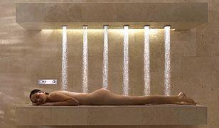 Niezwykły codzienny prysznic: frajda w czystej postaci