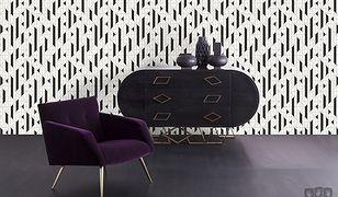 Ściany w salonie – najmodniejsze tapety sezonu