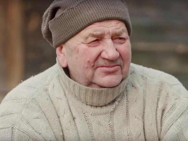 """Emerytura Gienka z programu """"Rolnicy. Podlasie"""""""