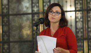 Raport Komisji Europejskiej nt. praworządności. Kamila Gasiuk-Pihowicz podsumowała unijny dokument