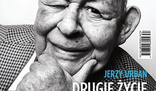 """Jerzy Urban przedstawiony jest w """"Newsweeku"""" jako król internetu"""