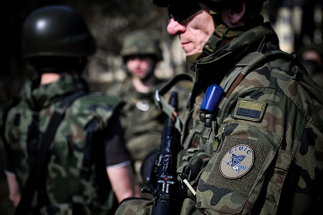 Biorą udział w każdej operacji wojskowej - zdjęcia