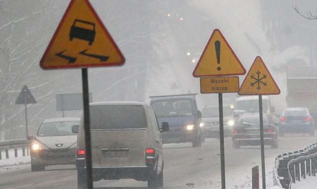 Największe zimowe zagrożenia według Polaków