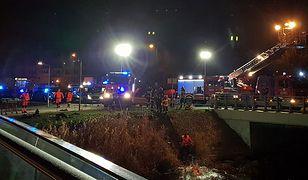 Tragiczny wypadek w Ełku. Zginęła młoda kobieta