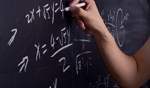 Rozwiąż maturalny quiz. Temat - matematyka