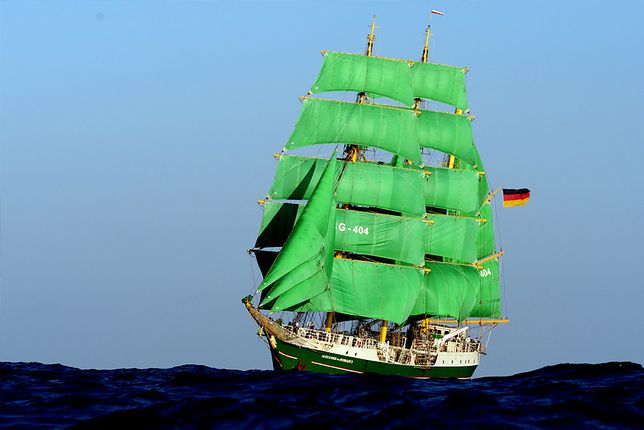 Alexander von Humboldt II to następca barki Alexander von Humboldt