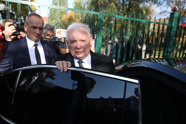 Jarosław Kaczyński po operacji. Czeka go kolejny zabieg