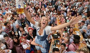 Oktoberfest odwiedzi blisko 6 mln gości.