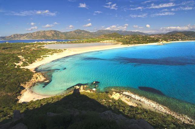 Włochy - rekordowa liczba plaż z najwyższymi notami