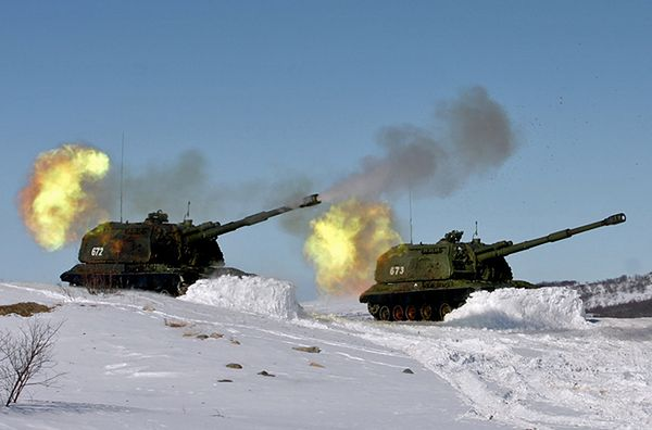 Rosyjska armia sprawdza gotowość bojową Południowego Okręgu Wojskowego