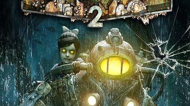 Za to okładka BioShocka 2...