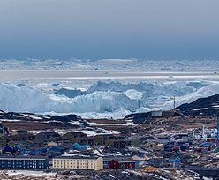 Pierwszy deszcz. Na Grenlandii rozgrywa się dramat naszych czasów