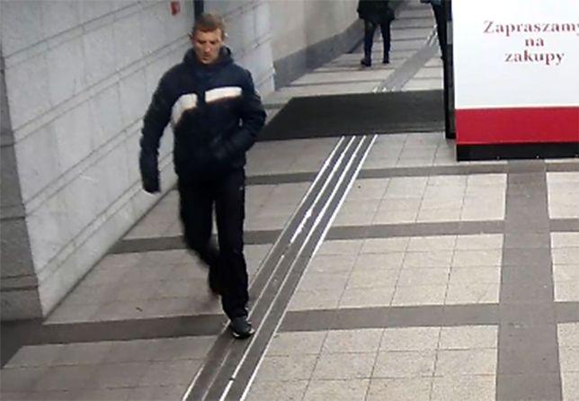 Poszukiwania bandyty. Zaatakował kobietę przed dworcem w Gliwicach