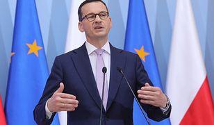 """Mateusz Morawiecki o hejcie. """"My reagujemy, opozycja nie"""""""
