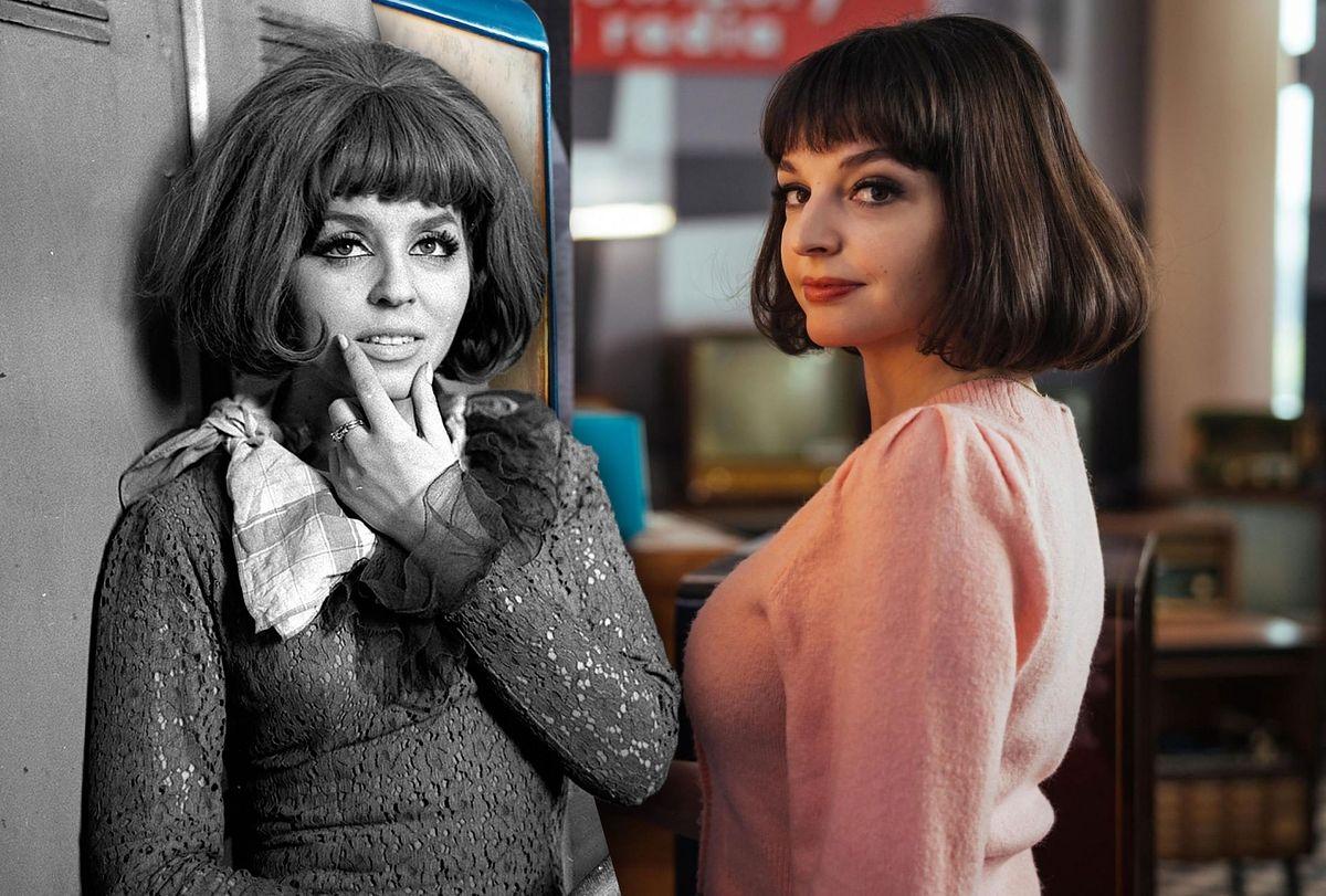 Maria Dębska doskonale wcieliła się w rolę Kaliny Jędrusik