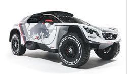 Peugeot 3008 DKR gotów do najtrudniejszego rajdu świata