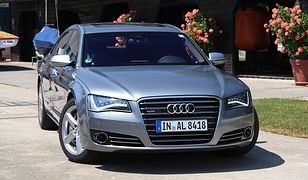 Test: Audi A8 L - Dodatkowe 13 cm luksusu